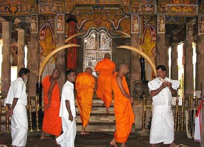 Шри-Ланка, Канди