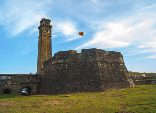 Форт Галле (Galle Fort)