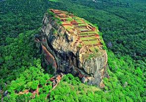 Шри-Ланка, Сигирия