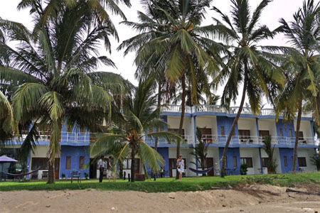 New Tri Star Beach Hotel